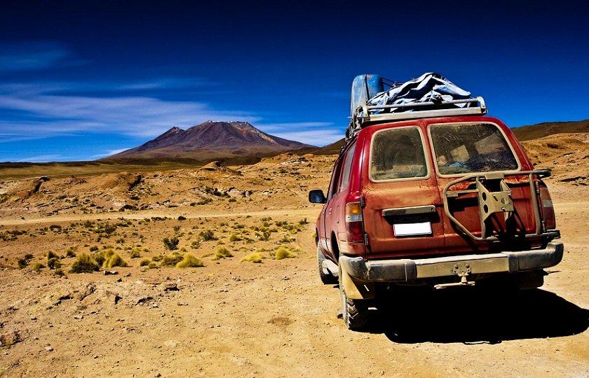 ابزار های ضروری ماشین در سفر